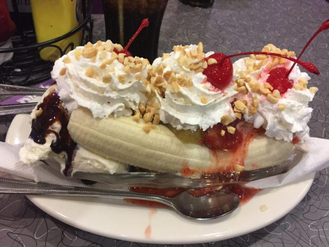 Banana Split-Photo Credit Lisa McBride