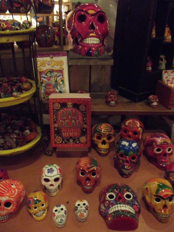 Shopping in Mexico-Photo Credit Lisa McBride