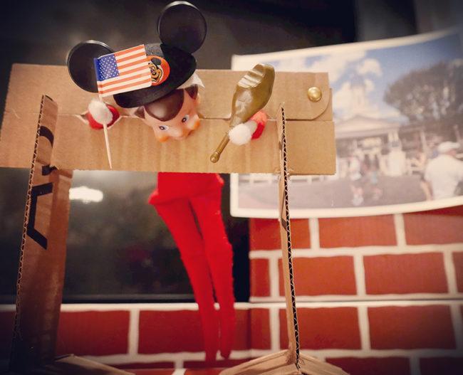 Disney-obsessed-elf-on-the-shelf-liberty-square