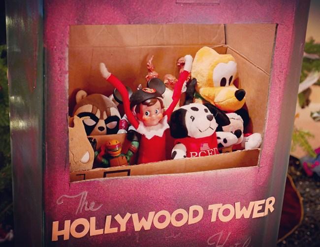 Disney-obsessed-elf-on-the-shelf-tower-of-terror