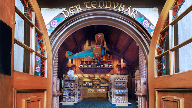 Der Teddybar - Photo Credit Disney