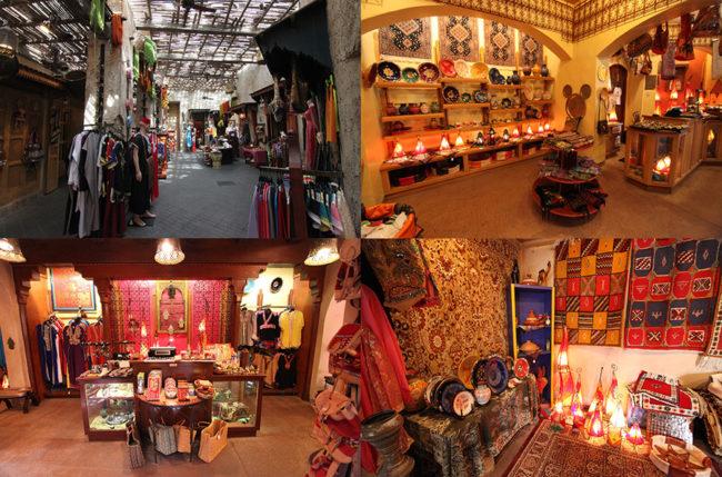 World Showcase Shopping in Morocco-Photo Credit Disney Parks Blog