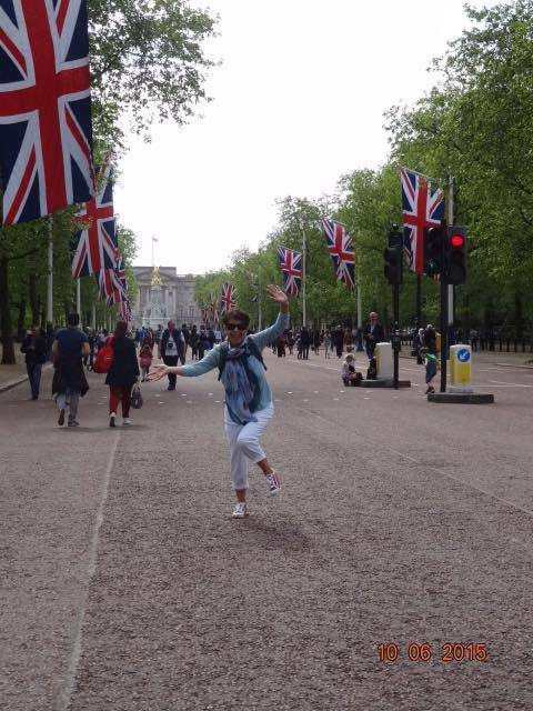 The Mall in London - Photo courtesy of Dawn Puerto