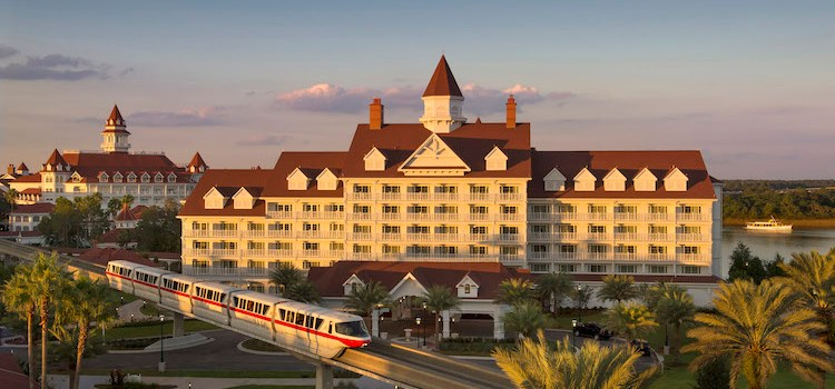 Monorail Resort Loop Dining at Walt Disney World Resort!