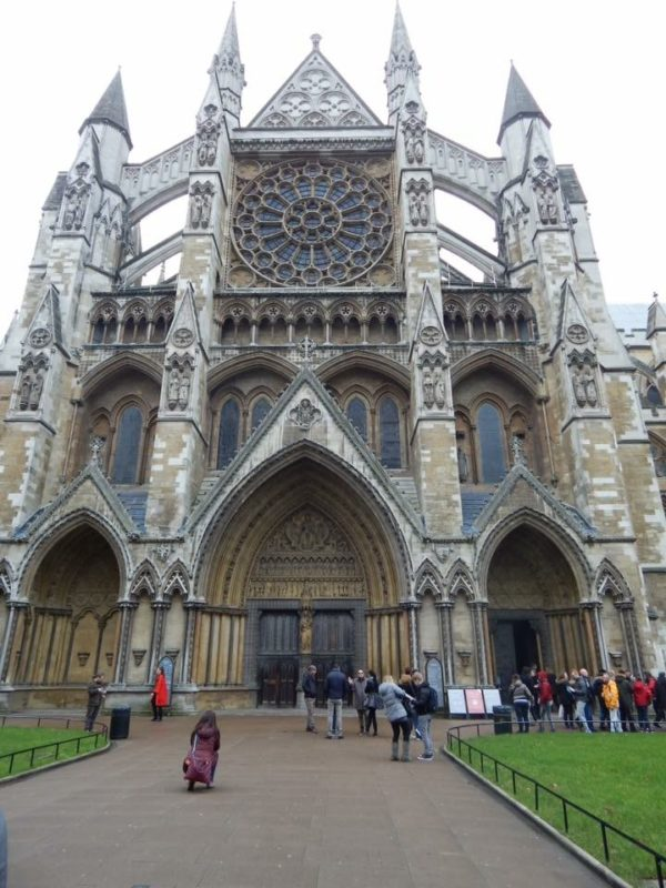 London: Westminster Abbey Photo by Dawn Puerto