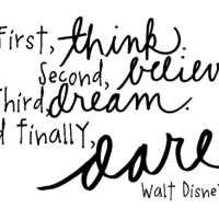 Words to Live By – Disney Quotes
