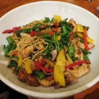 Dine with Asian Flair at Disney's Kona Cafe'