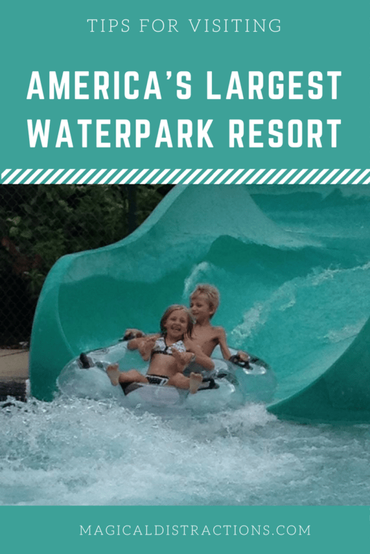 Wilderness Resort Waterpark Pinterest