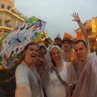 Walt Disney World Resort Hurricane Policy