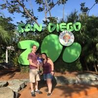 Roaring into fun at the San Diego Zoo!