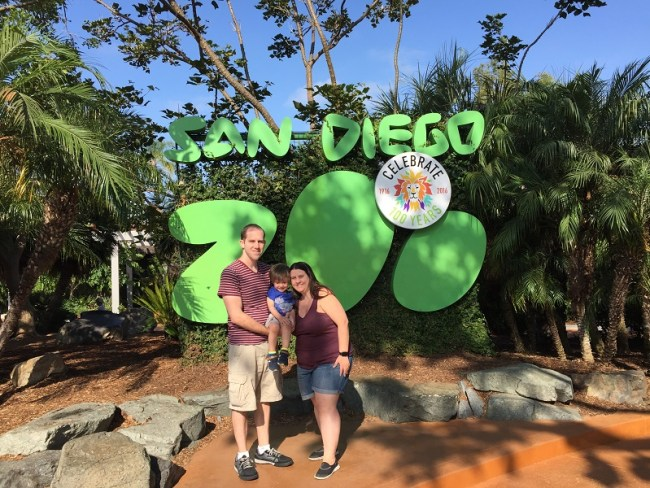 San Diego Zoo is perfect for families.