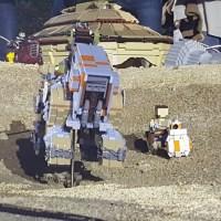 The Force Awakens at LEGOLAND California