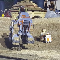The Force Awakens at LEGOLAND California