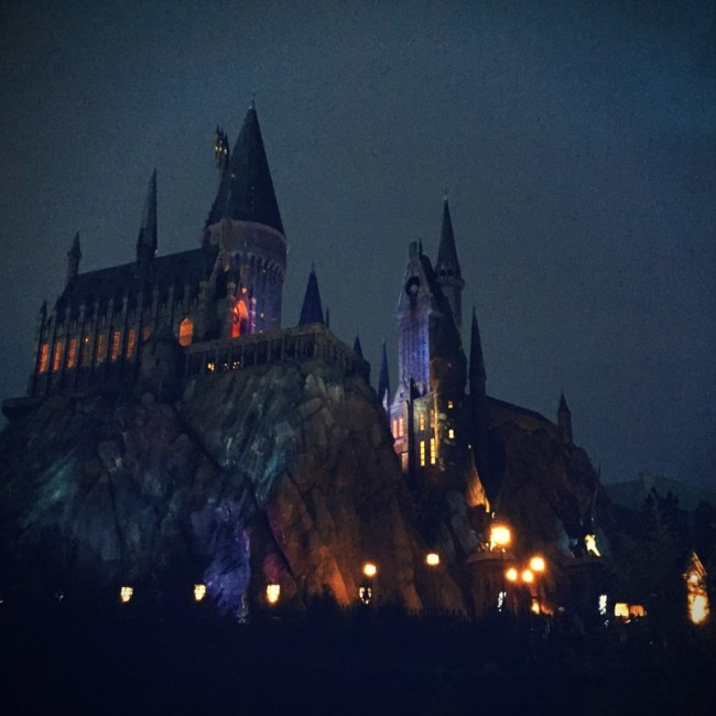 Hogwarts Castle- Wizarding World of Harry Potter