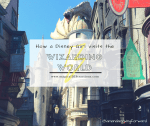 Disney Girl visits the Wizarding World