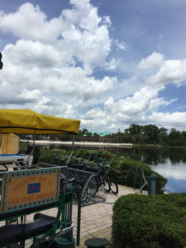 Disney Bike Rentals