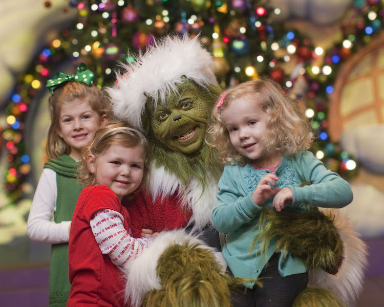 Celebrate the Holidays at Universal Orlando with all new experiences.