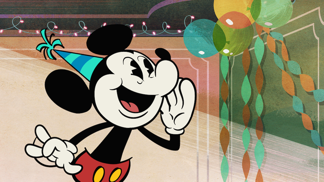 Find out how you can be a part of Mickey's birthday celebration.