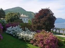 Villa Melzi in October - Bellagio