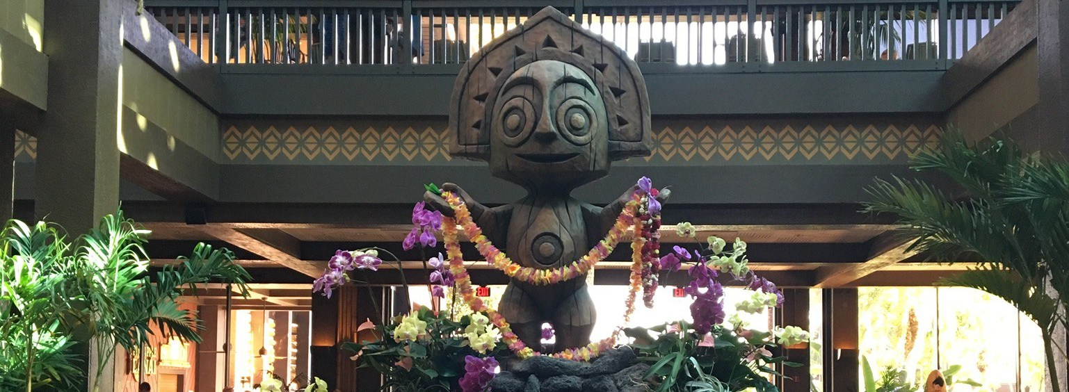 Disney Resort, Polynesian Hotel, Magic-Ally Main Street