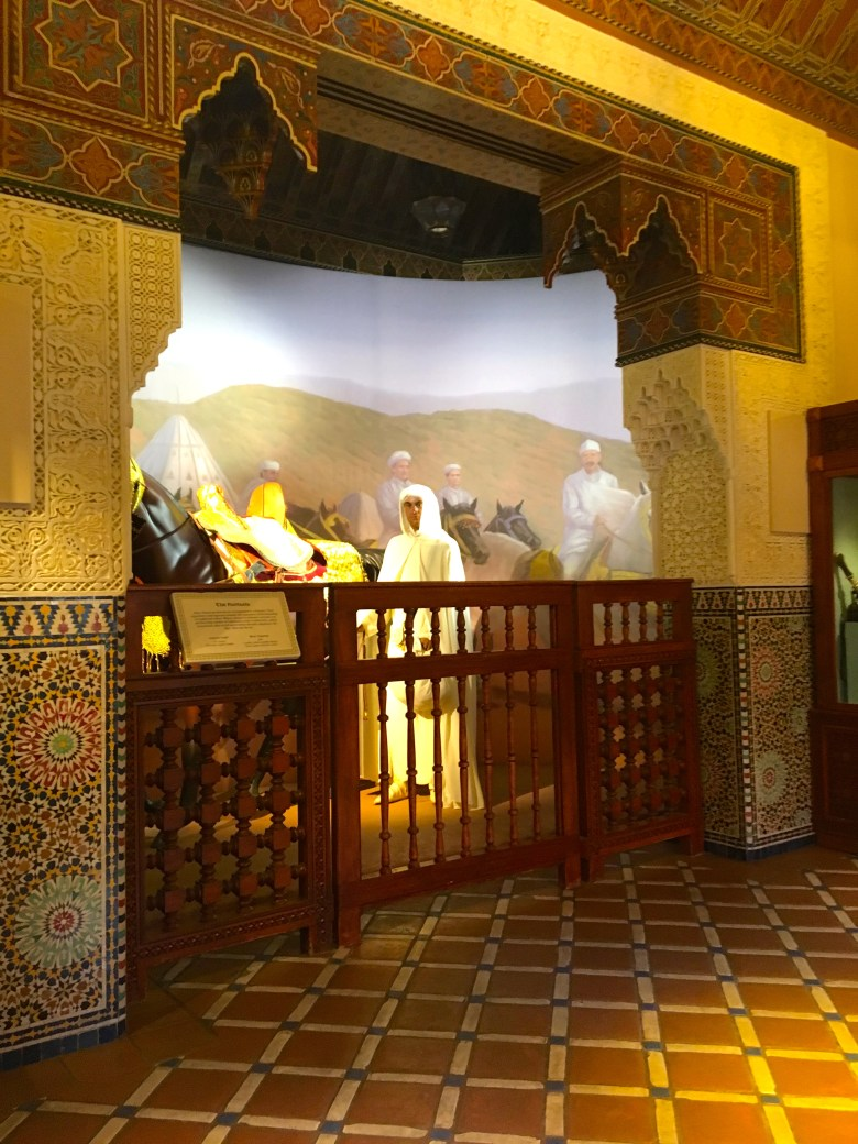 Epcot, Morocco Pavilion, Gallery of Arts and History