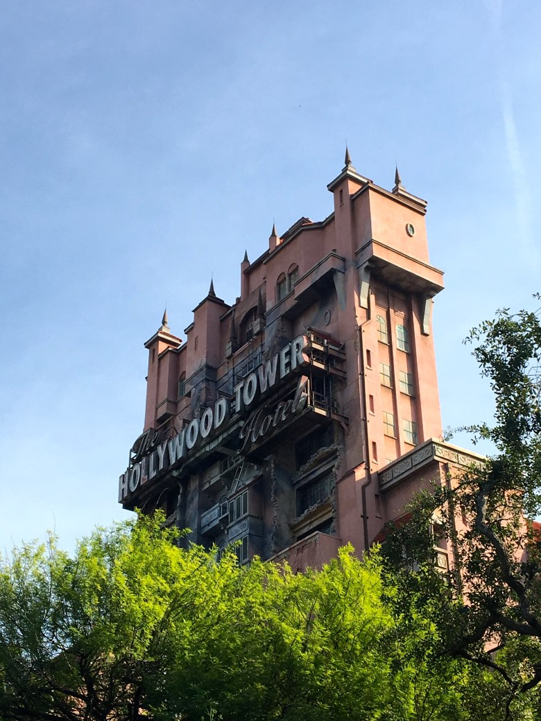 Walt Disney World, Hollywood Studios, Tower of Terror