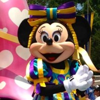Photo of Minnie Mouse at Magic Kingdom's Move It! Shake It! Dance It! Street Party