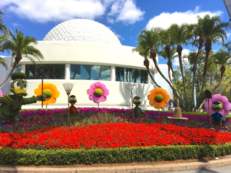 Photo of Epcot's 2018 International Flower & Garden Festival