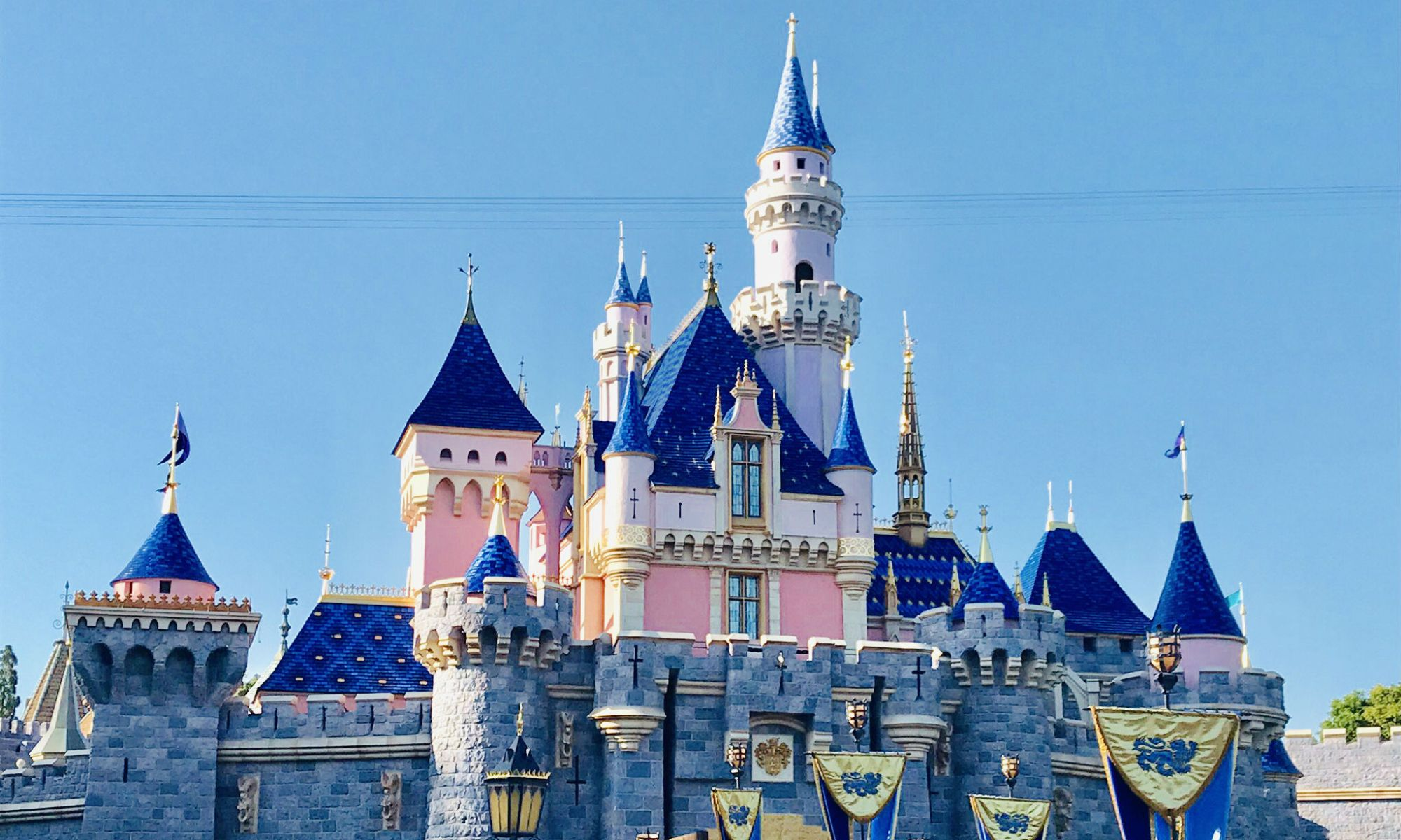 Photo of Sleeping Beauty Castle