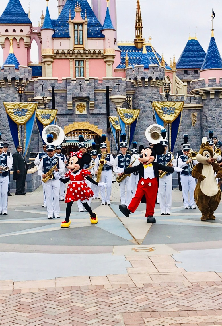 Photo of Happiest March Along on Earth at Disneyland