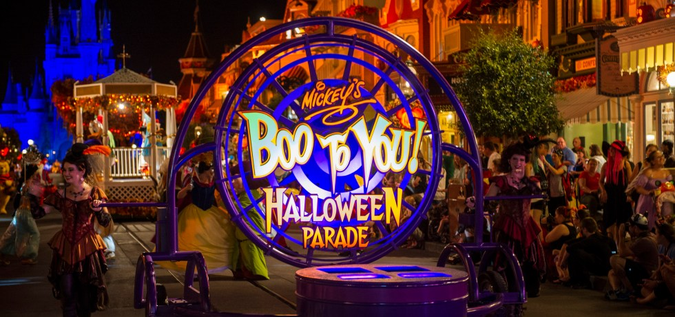 Photo of Mickey's Boo to You Halloween Parade