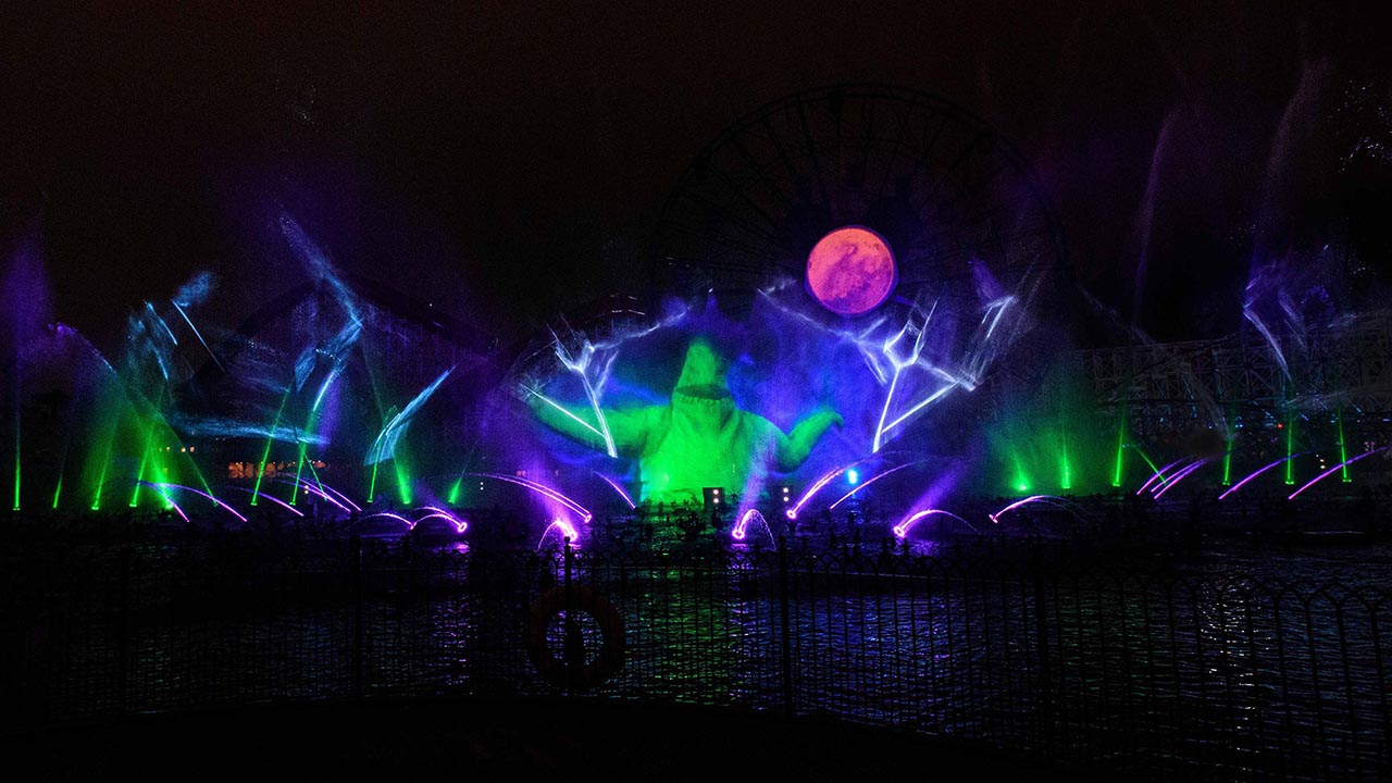 Photo of Villainous World of Color Halloween