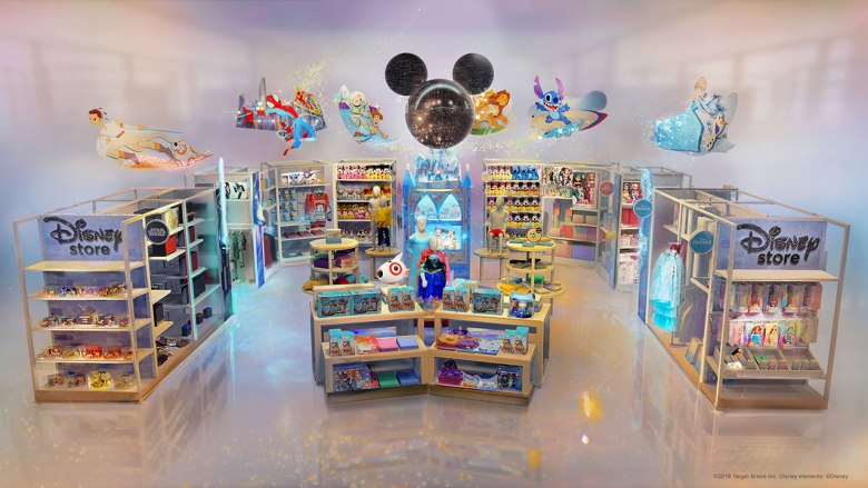 Photo of Target Disney Store