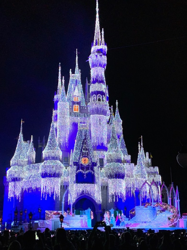 Photo of A Frozen Holiday Wish at Magic Kingdom