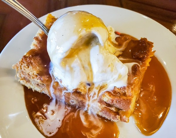 Photo of Bread Pudding at Polynesian's Ohana