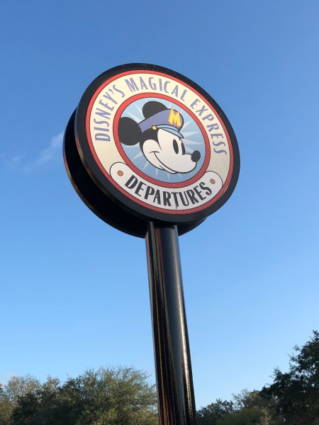 Photo of Disney's Magical Express departures