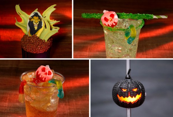 Halloween treats at Animal Kingdom