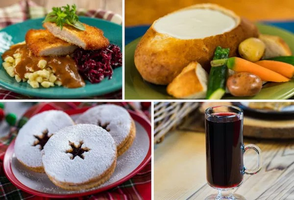 Foodie Guide for Taste of Epcot International Festival of the Holidays