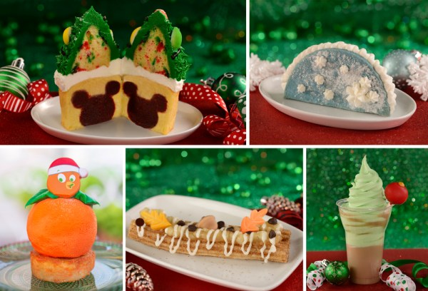 Magic Kingdom holiday treats 2020
