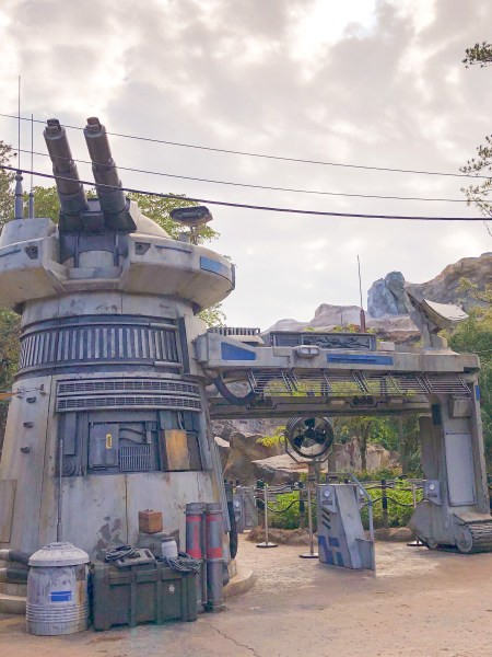 Rise of the Resistance in Hollywood Studios