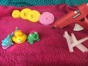 how to clean and disinfect bath toys hot glue squirt toys rubber ducky magical mama blog