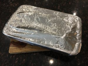 magical mama blog butternut squash oven steam aluminium foil