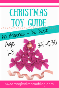 magical mama blog christmas toy guide 1 year old 2 year old 3 year old 5 dollars 30 10 15 20 toy list amazon ideas