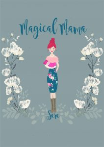 magical mama blog dandelion whitney photography graphic design