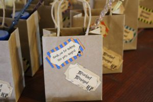 magical mama blog harry potter first birthday party goodie bags party favors