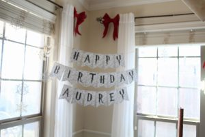 magical mama blog harry potter first birthday party happy birthday banner