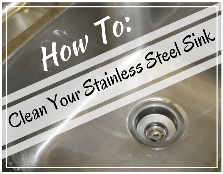 Magical Mama Blog How To Clean Your Stainless Steel Sink
