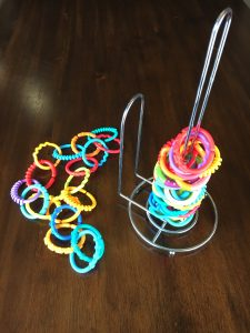 Magical Mama Blog 8 Things to do with Lots of Links Linkies Link chain ring