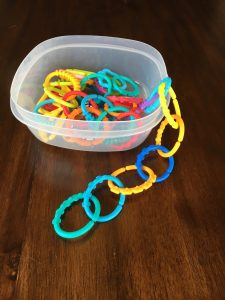 Magical Mama Blog 8 Things to do with Lots of Links Linkies Link Rings