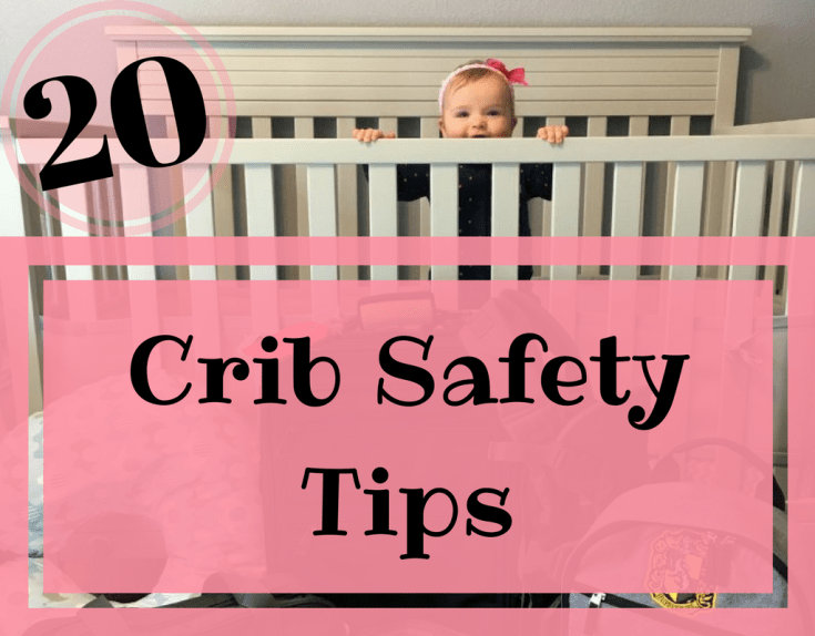 20 Crib Safety Tips from Magical Mama Blog